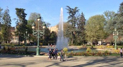 Photo of Botanical Garden Jardin du Grand Rond at Toulouse 31000, France