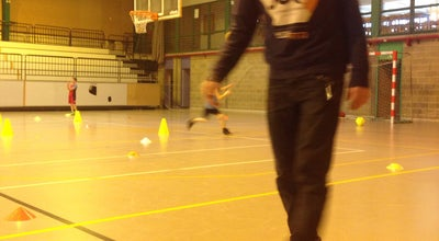 Photo of Basketball Court bc boussu at Belgium