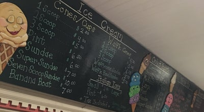 Photo of Ice Cream Shop Port Jefferson Ice Cream Cafe at 30 Chandler Sq, Port Jefferson, NY 11777, United States