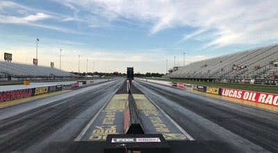 Photo of Racetrack The Starting Line @Lucas Oil Raceway at Indianapolis, IN 46234, United States