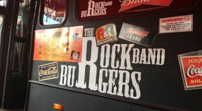 Photo of Burger Joint THE ROCK BAND BURGERS at Cll 72 N 14 -08, Bogotá, Colombia
