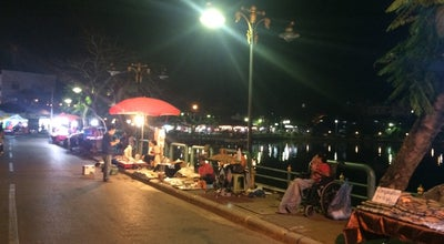 Photo of Market Mae Hong Son Night Market at Thailand