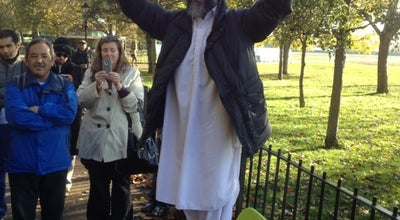 Photo of Plaza Speakers' Corner at Ne Corner Of Hyde Park, London W2 2UH, United Kingdom