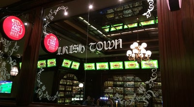Photo of Irish Pub Irish Town The Pub at Mustafa Kemal Mah. Tepe Prime Avm. B Blok No: 5, Yenimahalle, Ankara, Turkey
