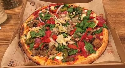 Photo of Pizza Place Blaze Pizza at 100 E Main St, Alhambra, CA 91801, United States