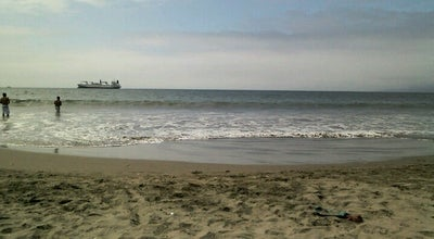 Photo of Beach Playa Peñuelas at Av. Del Mar, Coquimbo, Chile