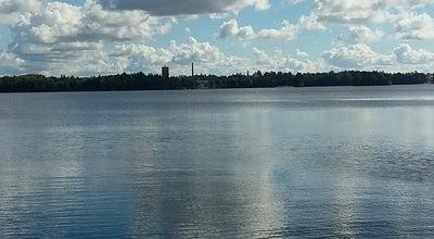 Photo of Lake Littoistenjärvi at Lieto, Finland