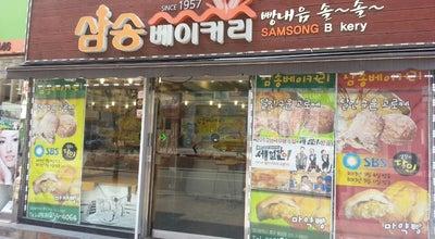 Photo of Bakery 삼송빵집 at 중구 중앙대로 395, 대구광역시, South Korea