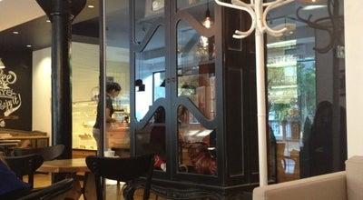 Photo of Coffee Shop Кофейный дом LONDON at Вул. Верхній Вал, 18, Київ 04071, Ukraine