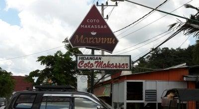 Photo of Asian Restaurant Coto Makassar Marannu at Jl. D.i. Panjaitan, Samarinda, Indonesia