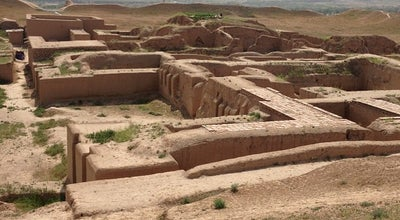 Photo of Historic Site Gadymy Nusaý / Parthian Fortresses of Nisa at Nisa, Ashgabat, Turkmenistan