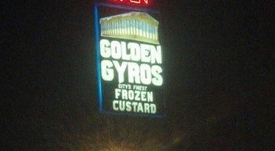 Photo of Greek Restaurant Golden Gyros at 7233 W Lincoln Ave, West Allis, WI 53219, United States