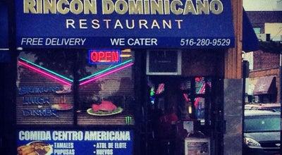 Photo of Spanish Restaurant Rincon Dominicano at 283 Fulton Ave, Hempstead, NY 11550, United States