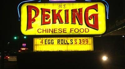 Photo of Chinese Restaurant Peking Chinese Restaurant at 3103 North St, Nacogdoches, TX 75965, United States
