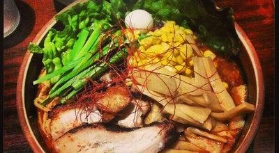 Photo of Food Ramen Dojo at 805 S B St, San Mateo, CA 94401, United States