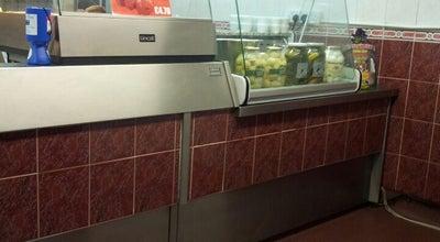 Photo of Fish and Chips Shop The Langley Fish And Burger Bar at 3 Langley Rd, Chippenham SN15 1BP, United Kingdom