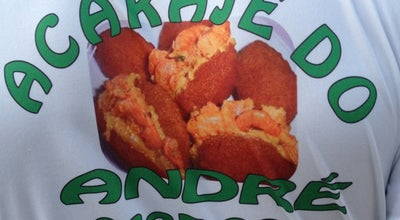 Photo of Food Truck Acarajé do André at Av.  Amélia Rosa, Maceio, AL, Brazil