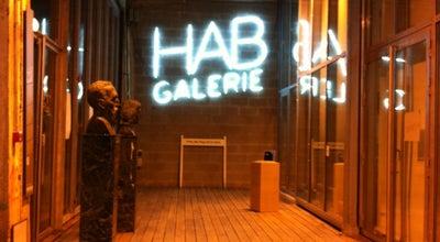 Photo of Art Gallery HAB Galerie at Quai Des Antilles, Nantes, France