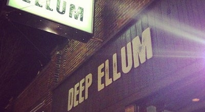 Photo of American Restaurant Deep Ellum at 477 Cambridge St, Allston, MA 02134, United States