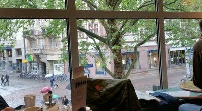 Photo of Cafe Kolben Kaffee Akademie at Kaiser-josephstr. 233, Freiburg 79098, Germany