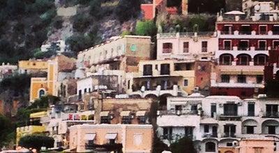 Photo of Town Positano at Positano 84017, Italy