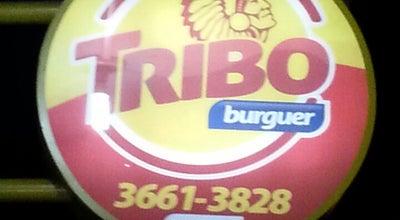 Photo of Burger Joint Tribo Burguer at Av. João Moreira Soles, 89, Araxá, Brazil