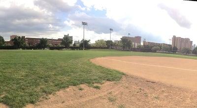 Photo of Baseball Field U of M west bank softball fields at South 1st Street, Minneapolis, MN, United States