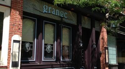 Photo of American Restaurant Grange Kitchen and Bar at 118 W Liberty St, Ann Arbor, MI 48104, United States