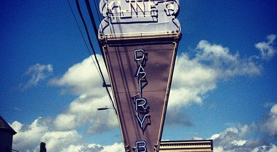 Photo of Ice Cream Shop Kline's Dairy Bar at 58 E Wolfe St, Harrisonburg, VA 22802, United States