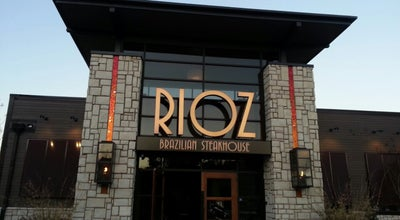 Photo of Brazilian Restaurant RIOZ Brazilian Steakhouse at 410 Columbiana Dr, Columbia, SC 29212, United States
