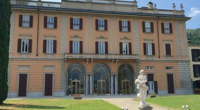 Photo of Historic Site Villa Saporiti at Via Borgo Vico, Como, Lombardei, Italy