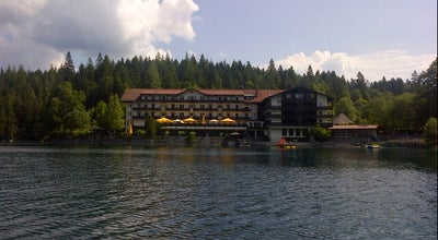 Photo of Hotel Eibsee Hotel at Am Eibsee 1-3, Garmisch-Partenkirchen 82491, Germany