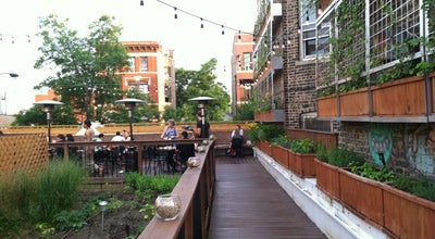 Photo of New American Restaurant Homestead at 1924 W Chicago Ave, Chicago, IL 60622, United States