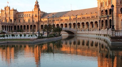 Photo of Plaza Plaza de España at Av. De Isabel 'la Católica', Sevilla 41013, Spain