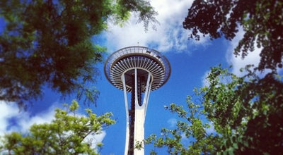 Photo of Monument / Landmark Space Needle at 400 Broad Street, Seattle, WA 98109, United States