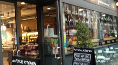 Photo of Cafe Natural Kitchen at 77-78 Marylebone High St, London W1U 5JX, United Kingdom