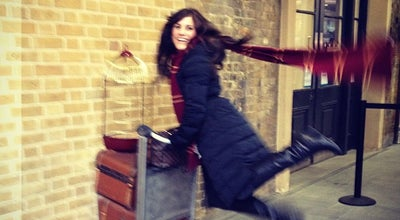 Photo of General Entertainment Platform 9¾ at King's Cross Railway Station, King's Cross N1 9AL, United Kingdom