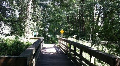 Photo of Trail Horseshoe Slough Trail at Shell Rd, Richmond, BC, Canada