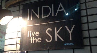 Photo of Rock Club INDIA THE SKY at 南長野北石堂1399, 長野市, Japan