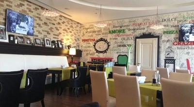 Photo of Pizza Place Pizza House 360 at Вул. Набережна Перемоги, 26-б, Дніпропетровськ 49000, Ukraine