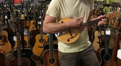 Photo of Music Store Carter Vintage Guitars at 625 8th Ave S, Nashville, TN 37203, United States