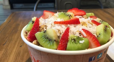 Photo of Juice Bar Bowl of Heaven at 43986 Pacific Commons Blvd, Fremont, CA 94538, United States