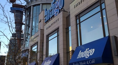 Photo of Bookstore Indigo at 2300 Yonge St, Toronto, ON M4P 1E4, Canada