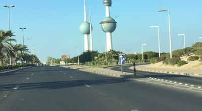 Photo of Beach Gulf road at Kuwait