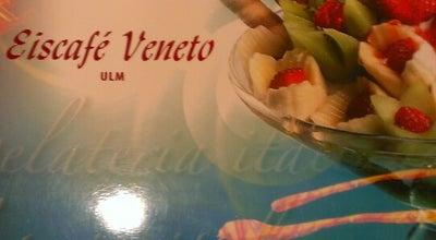 Photo of Ice Cream Shop Eiscafé Veneto at Ulm, Germany