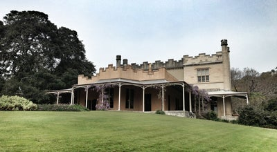 Photo of History Museum Vaucluse House at Wentworth Road, Vaucluse, Au 2030, Australia