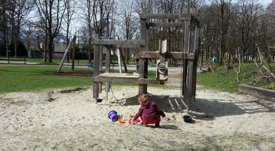 Photo of Playground Volksgarten Franz-Josef-Platz at Salzburg, Austria