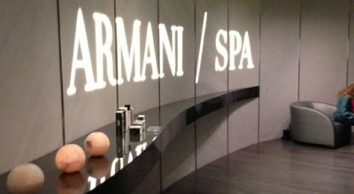 Photo of Spa Armani/SPA at Armani Hotel Dubai, Dubai, United Arab Emirates