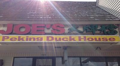 Photo of Chinese Restaurant Joe's Peking Duck at 145 Route 73 S, Marlton, NJ 08053, United States