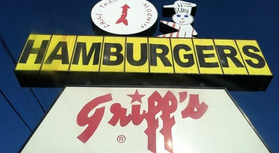Photo of Burger Joint Griff's at 815 W California Ave, Ruston, LA 71270, United States